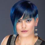 comment colorer ses cheveux en bleu